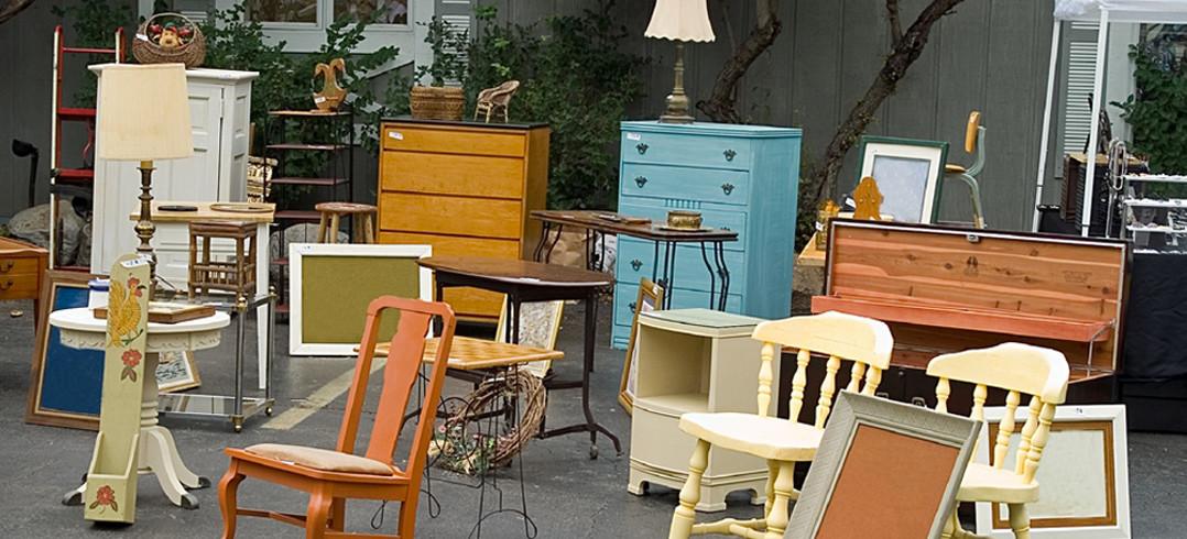 rommelmarkt meubels