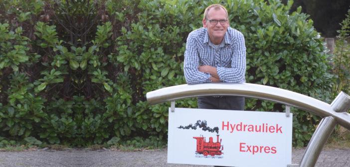 Nieuwe website voor Hydrauliek Expres