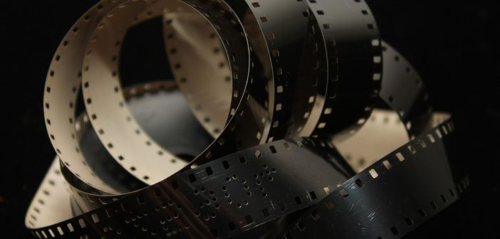 "Film ""Goed te Gange"" in ""Ons Gebouw"" te Harfsen"