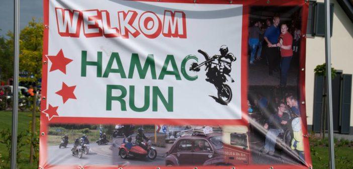 HAMAC-RUN WEER GESLAAGD
