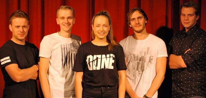 Zaterdag 12 januari: Harfsense dropping inclusief optreden The band Greenlight