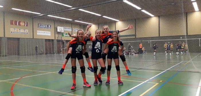 Meisjes VV Forza Harfsen/Laren door naar halve finale NOJK