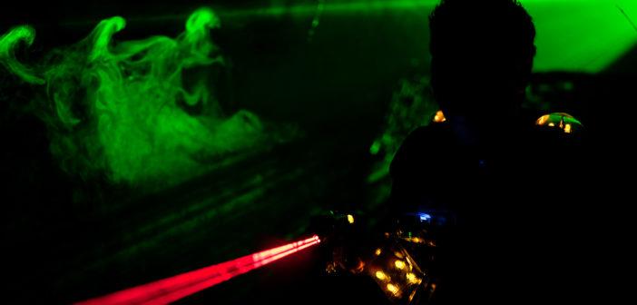 Kom ook Lasergamen in Hoeflo