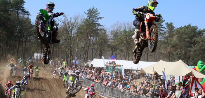 18 & 19 mei Motorcross weekend MC Hamac in Harfsen