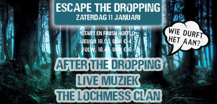 Escape The Dropping