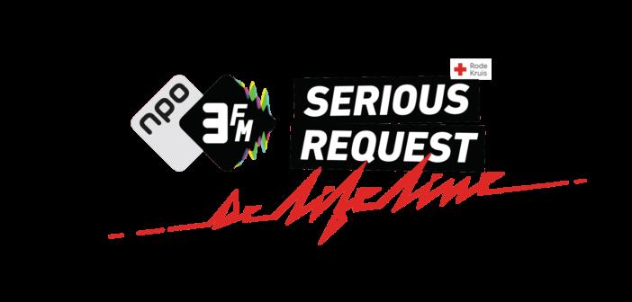 Serious Request loopt door Harfsen