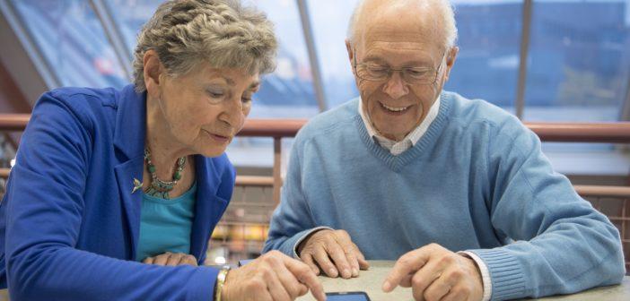 Computervraagdagen SeniorWeb in de Bibliotheek