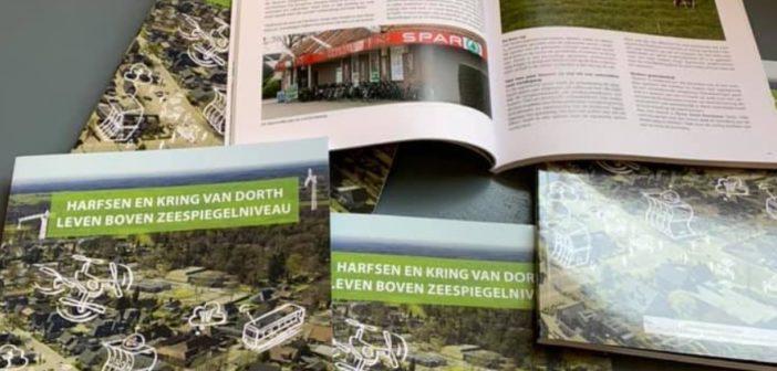 Jubileumboek Plaatselijk Belang Harfsen-Kring van Dorth verkrijgbaar bij Spar Vrielink
