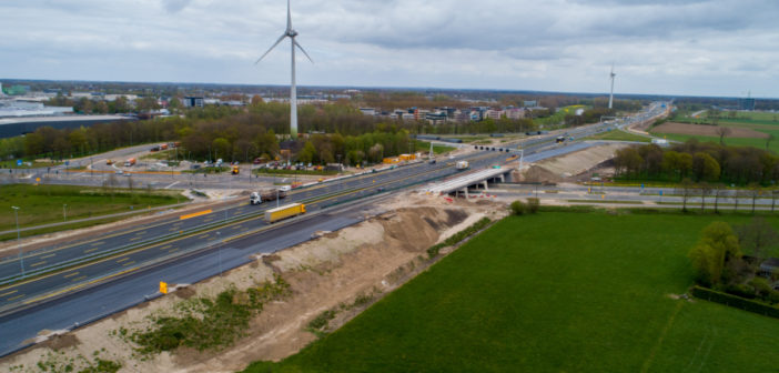 Ernstige hinder A1 Twello – Deventer Oost en adviesroutes
