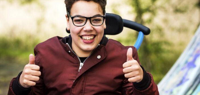 Collecteweek gehandicapte kind